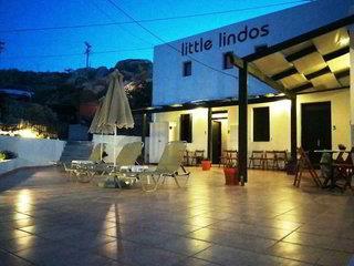 Hotel Little Lindos Sea View Studios - Griechenland - Rhodos