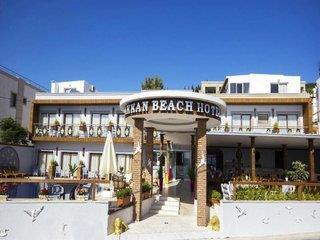 Akkan Beach Hotel - Türkei - Bodrum