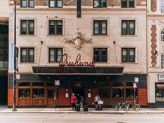 Freehand Chicago Hotel & Hostel - USA - Illinois & Wisconsin