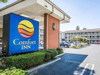 Hotel Comfort Inn Near Pasadena Civic Auditorium - USA - Kalifornien
