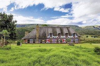Hotel Addo Palace Ndebele Private Reserve & Bush Lodge - Südafrika - Südafrika: Eastern Cape (Port Elizabeth)