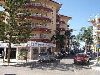 Hotel Costamar - Torrox-Costa (Nerja) - Spanien