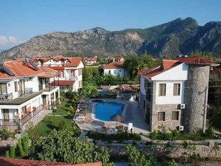 Hotel Iztuzu Apart & Villas - Türkei - Dalyan - Dalaman - Fethiye - Ölüdeniz - Kas
