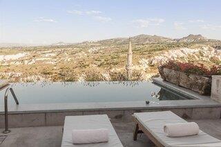 Hotel Argos in Cappadocia - Türkei - Türkei Inland