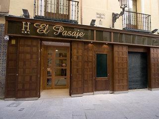 Hotel Hostal El Pasaje - Spanien - Madrid & Umgebung