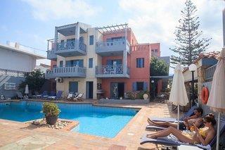 Marilisa Hotel - Kokkini Hani - Griechenland
