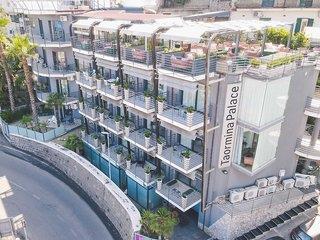Hotel Taormina Palace - Italien - Sizilien