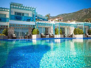 Asfiya Sea View Hotel - Türkei - Dalyan - Dalaman - Fethiye - Ölüdeniz - Kas