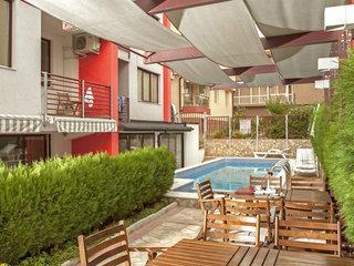 Hotel Afrodita Sea House - Bulgarien - Bulgarien: Sonnenstrand / Burgas / Nessebar