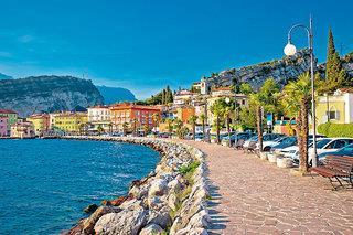 Hotel Villa Stella Torbole - Italien - Gardasee