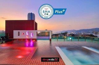 SLEEP WITH ME HOTEL design Hotel @ patong - Thailand - Thailand: Insel Phuket