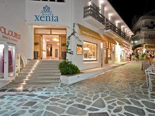 Hotel Xenia - Griechenland - Naxos