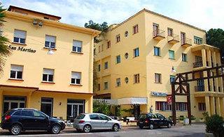 Hotel San Martino - Riccione - Italien