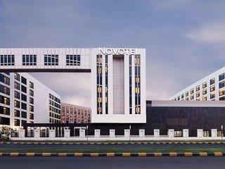 Hotel Pullman New Delhi Aerocity - Indien - Indien: Neu Delhi / Rajasthan / Uttar Pradesh / Madhya Pradesh