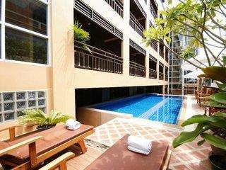 Hotel Seaside Jomtien Beach - Thailand - Thailand: Südosten (Pattaya, Jomtien)