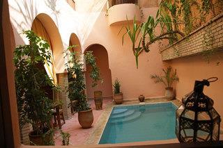 Hotel Riad Azenzer - Marokko - Marokko - Marrakesch