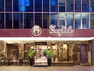 Hotel Zeybek - Türkei - Ayvalik, Cesme & Izmir