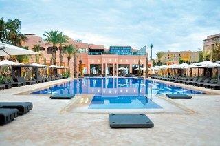 Mövenpick Hotel Mansour Eddahbi & Palais des Congres Marrakech - Marokko - Marokko - Marrakesch