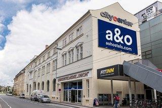 Hotel A&O Salzburg Hauptbahnhof - Salzburg - Österreich