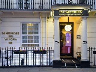 Hotel St. GeorgeŽs Inn Victoria - Großbritannien & Nordirland - London & Südengland
