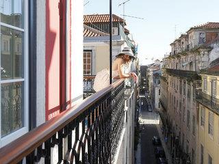 Hotel Lis - Baixa - Portugal - Lissabon & Umgebung