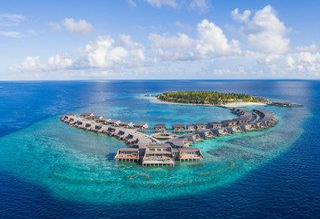 Hotel The St. Regis Maldives Vommuli Resort - Malediven - Malediven
