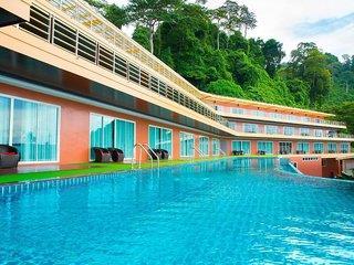 Hotel Phi Phi Cliff Beach Resort - Thailand - Thailand: Inseln Andaman See (Koh Pee Pee, Koh Lanta)