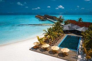 Hotel Dhigufaru Island Resort - Malediven - Malediven