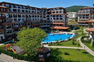 Hotel Apartcomplex Olymp - Bulgarien - Bulgarien: Sonnenstrand / Burgas / Nessebar