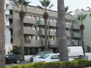 Candan City Beach Hotel - Türkei - Marmaris & Icmeler & Datca