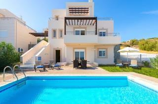Hotel Athoniki Villas - Kalathos - Griechenland