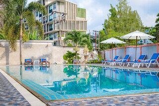 Hotel Chaba Resort & Spa demnächst Chabana Resort - Thailand - Thailand: Insel Phuket