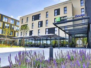 Hotel Holiday Inn Express Karlsruhe City Park - Deutschland - Schwarzwald
