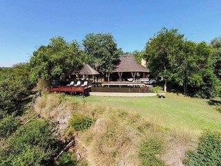 Hotel Khaya Ndlovu Manor House - Südafrika - Südafrika: Krüger Park (Mpumalanga & Limpopo)