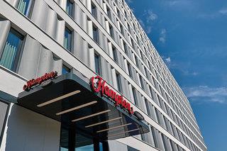 Hotel Hampton by Hilton Berlin City Center Alexanderplatz - Deutschland - Berlin