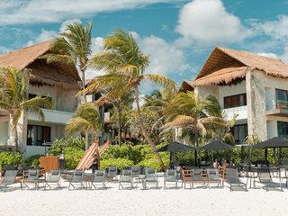 Hotel Coral Tulum - Mexiko - Mexiko: Yucatan / Cancun