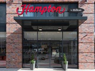 Hotel Hampton by Hilton Hamburg City Centre - Deutschland - Hamburg