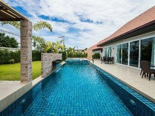 Hotel The Ville Jomtien Pool Villa Resort - Thailand - Thailand: Südosten (Pattaya, Jomtien)