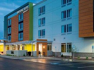 Hotel SpringHill Suites by Marriott Kalispell - USA - Montana