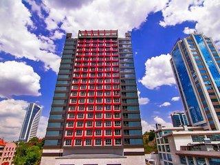 The Green Park Hotel Ankara - Türkei - Türkei Inland