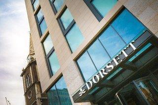 Hotel Dorsett City London - Großbritannien & Nordirland - London & Südengland