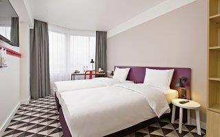 AZIMUT Hotel Smolenskaya Moscow - Russland - Russland - Moskau & Umgebung