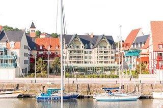 Hotel Premium Residenz Presqu'Ile de la Touques - Frankreich - Normandie & Picardie & Nord-Pas-de-Calais
