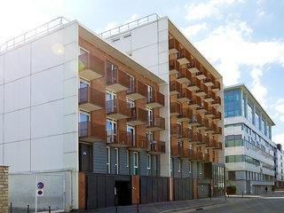 Hotel Sejours & Affaires Paris Ivry - Ivry Sur Seine - Frankreich - Paris & Umgebung