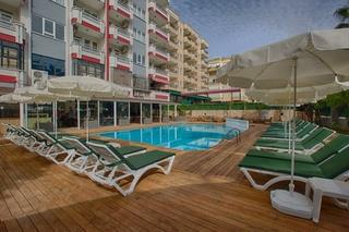H.M.A. Apart Hotel - Türkei - Side & Alanya