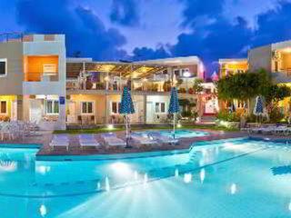 Hotel Koukouras - Griechenland - Kreta