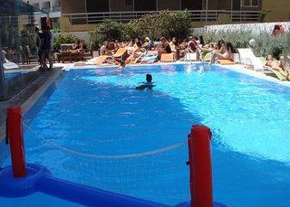 Hotel Parthenon - Griechenland - Rhodos