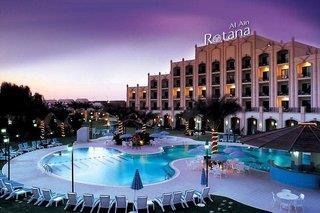 Hotel Al Ain Rotana - Vereinigte Arabische Emirate - Al Ain