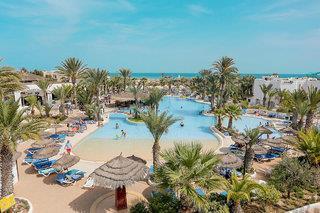 Hotel Fiesta Beach Club - Sidi Mahres Strand - Tunesien