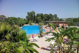 Hotel Villaggio Alkantara - Giardini Naxos - Italien